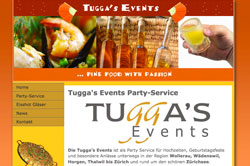 Tugga's Events Party Service Zürichsee