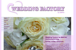 Wedding Factory by Sabrina Richterswil Zürich